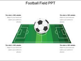 Football Field Ppt