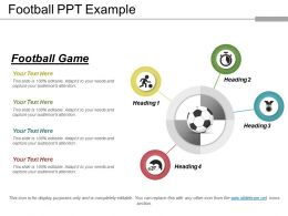 Football Ppt Example
