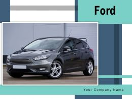 Ford Luxury Together Decorated Multilight