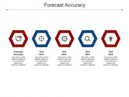 Forecast Accuracy Ppt Powerpoint Presentation Professional Influencers Cpb