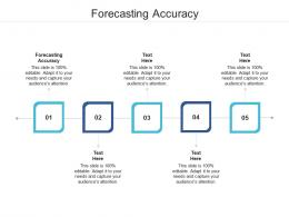 Forecasting Accuracy Ppt Powerpoint Presentation Styles Cpb