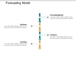 Forecasting Model Ppt Powerpoint Presentation Inspiration Show Cpb