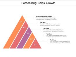 Forecasting Sales Growth Ppt Powerpoint Presentation Outline Microsoft Cpb