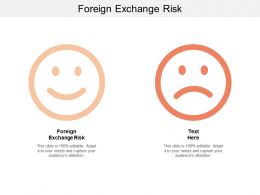 Foreign Exchange Risk Ppt Powerpoint Presentation Gallery Background Image Cpb
