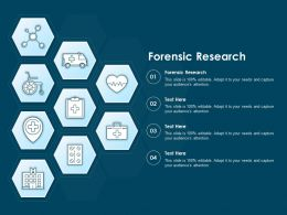 Forensic Research Ppt Powerpoint Presentation Pictures Inspiration