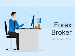 Forex Broker Financial Analyzing Business Currency Performance Process