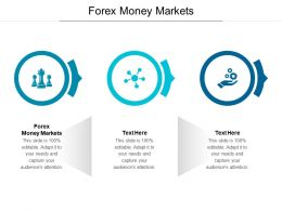 Forex Money Markets Ppt Powerpoint Presentation Infographics Clipart Images Cpb