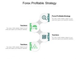 Forex Profitable Strategy Ppt Powerpoint Presentation File Graphics Design Cpb