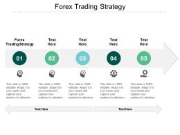 Forex Trading Strategy Ppt Powerpoint Presentation Slides Objects Cpb
