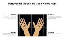 Forgiveness Appeal By Open Hands Icon