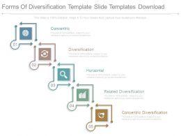 forms_of_diversification_template_slide_templates_download_Slide01
