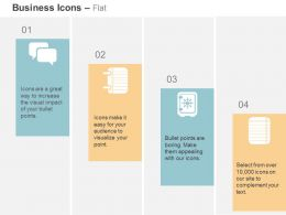 forum_safe_schedule_notes_ppt_icons_graphics_Slide01