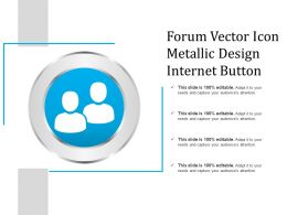 forum_vector_icon_metallic_design_internet_button_Slide01