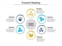 Forward Masking Ppt Powerpoint Presentation Infographic Template Grid Cpb