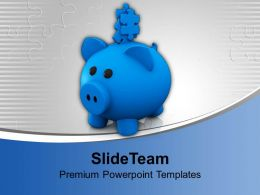 Found Solution Business Concept Powerpoint Templates Ppt Backgrounds For Slides 0113