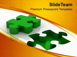 Found The Solution Business Concept Powerpoint Templates Ppt Themes And Graphics 0313
