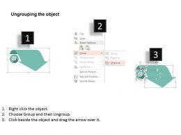 four_arrow_design_option_representation_text_boxes_flat_powerpoint_design_Slide03