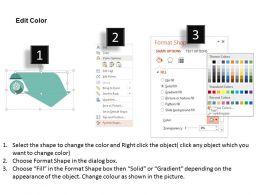 four_arrow_design_option_representation_text_boxes_flat_powerpoint_design_Slide04