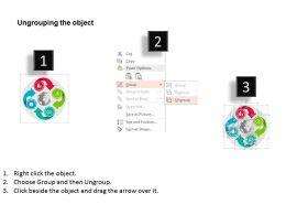 four_arrow_global_circular_chart_flat_powerpoint_design_Slide03