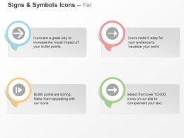 four_arrow_icons_process_flow_ppt_icons_graphics_Slide01