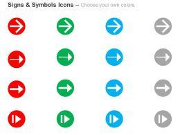 four_arrow_icons_process_flow_ppt_icons_graphics_Slide02