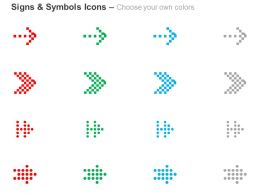 four_arrows_direction_representation_ppt_icons_graphics_Slide02