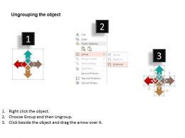four_arrows_for_business_data_flat_powerpoint_design_Slide03