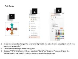 four_arrows_for_business_data_flat_powerpoint_design_Slide04