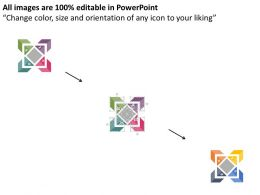 four_arrows_for_business_icons_strategy_analysis_flat_powerpoint_design_Slide06
