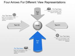 four_arrows_for_different_view_representations_powerpoint_template_slide_Slide02