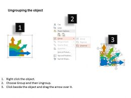 four_arrows_for_progress_and_growth_flat_powerpoint_design_Slide03