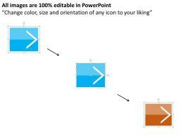 four_arrows_for_sequential_process_flow_flat_powerpoint_design_Slide02