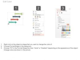 four_arrows_stairs_and_business_man_flat_powerpoint_design_Slide04