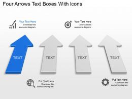 four_arrows_text_boxes_with_icons_powerpoint_template_slide_Slide01