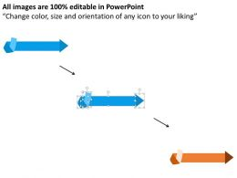 four_arrows_with_business_icons_flat_powerpoint_design_Slide02