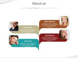 four_banners_with_employee_profiles_powerpoint_slides_Slide01