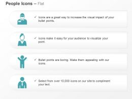 four_business_peoples_activity_ppt_icons_graphics_Slide01