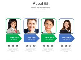 four_business_peoples_for_company_info_and_about_us_powerpoint_slide_Slide01