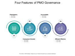 Four Features Of PMO Governance