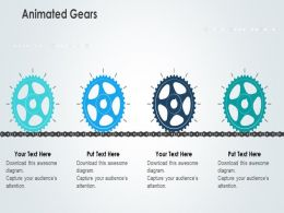 Four Gears for Business Process Control