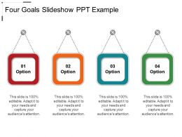 four_goals_slideshow_ppt_example_Slide01