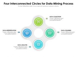 Four Interconnected Circles For Data Mining Process