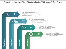 four_options_arrows_right_direction_facing_with_icons_and_text_boxes_Slide01
