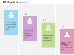 Four Peoples Business Strategy Communication Ppt Icons Graphics