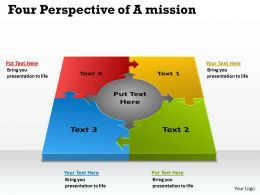 Four Perspective of A templates mission 11