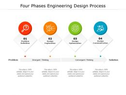 Four Phases Engineering Design Process