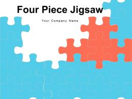Four Piece Jigsaw Market Research Product Process Consumer Information