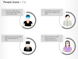 four_professional_business_peoples_ppt_icons_graphics_Slide01