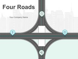 Four Roads Business Management Performance Process Strategy