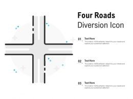 Four Roads Diversion Icon
